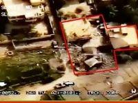 محل اصابت موشکهای سپاه به مقر تروریستها در سوریه +تصاویر