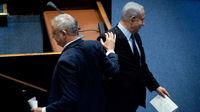 انحلال کابینه اسراییل برای سومین بار طی دو سال