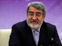 وزیر کشور: دشمنان تلاش کردند سیل را به بحران تبدیل کنند