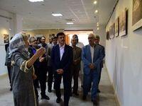 افتتاح نمایشگاه عکس همکاری سازمان ملل و ایران +تصاویر