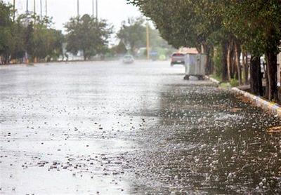 ۱۰میلیارد مترمکعب باران در ۴۸ ساعت بارید