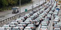 ترافیک سنگین هراز و فیروزکوه