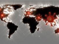 ریزش شدید بورسها در جهان