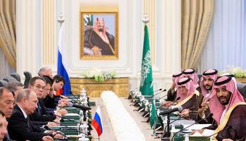 امضای چند توافق بین عربستان و روسیه