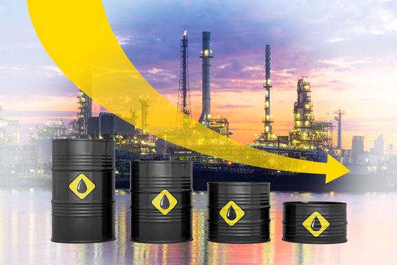 کاهش قیمت نفت صادراتی عراق و کویت