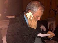 گفتوگوی تلفنی ربیعی با خانواده یکی از بستگان سانچی +فیلم