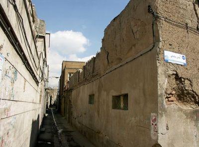 ۲.۵ میلیون تهرانی در بافتهای فرسوده زندگی میکنند
