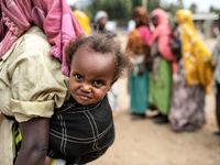خشکسالی شدید در آفریقا +تصاویر