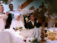 جشن مهرانه3 ، ویژه ازدواج معلولین +تصاویر