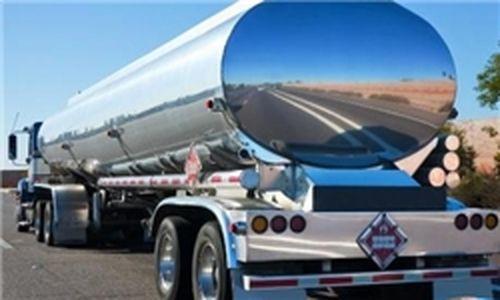 تانکر حادثه سنندج حامل نفت برای پالایشگاه کرمانشاه بود