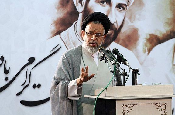 وزیر اطلاعات: اسلام در خطر باشد نمیتوانیم بیتفاوت باشیم