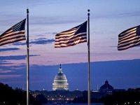 شادی واشنگتنیها پس از اعلام پیروزی بایدن +فیلم