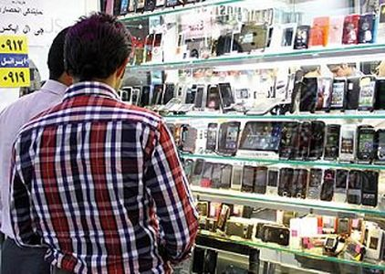 افزایش ۱۰ درصدی قیمتها در بازار موبایل