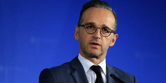 وزیر خارجه آلمان: اروپا باید پاسخی برای ایران داشته باشد