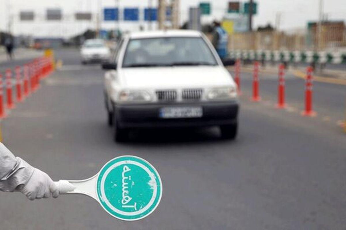 مهلت ۷۲ساعته برای خروج خودروهای پلاک غیربومی از خوزستان