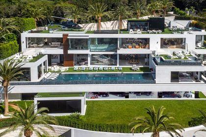 گرانترین خانه دنیا؛ ملک هزار میلیارد تومانی +تصاویر