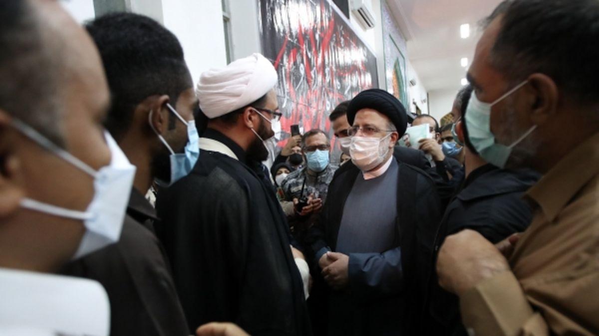 رییسی با نمایندگان اقشار، نخبگان و علمای چابهار دیدار کرد
