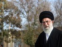 توئیت سایت رهبری درباره بُرد و قدرت موشکی ایران