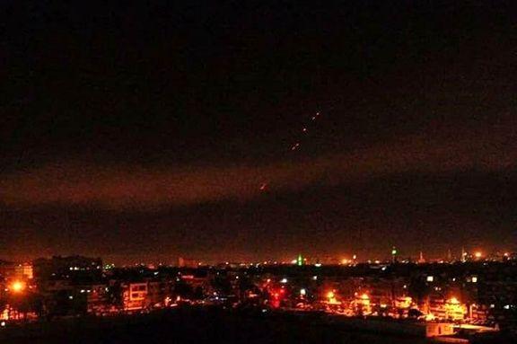 آمریکا ۱۰۰ تا ۱۲۰ موشک به سوریه شلیک کرد