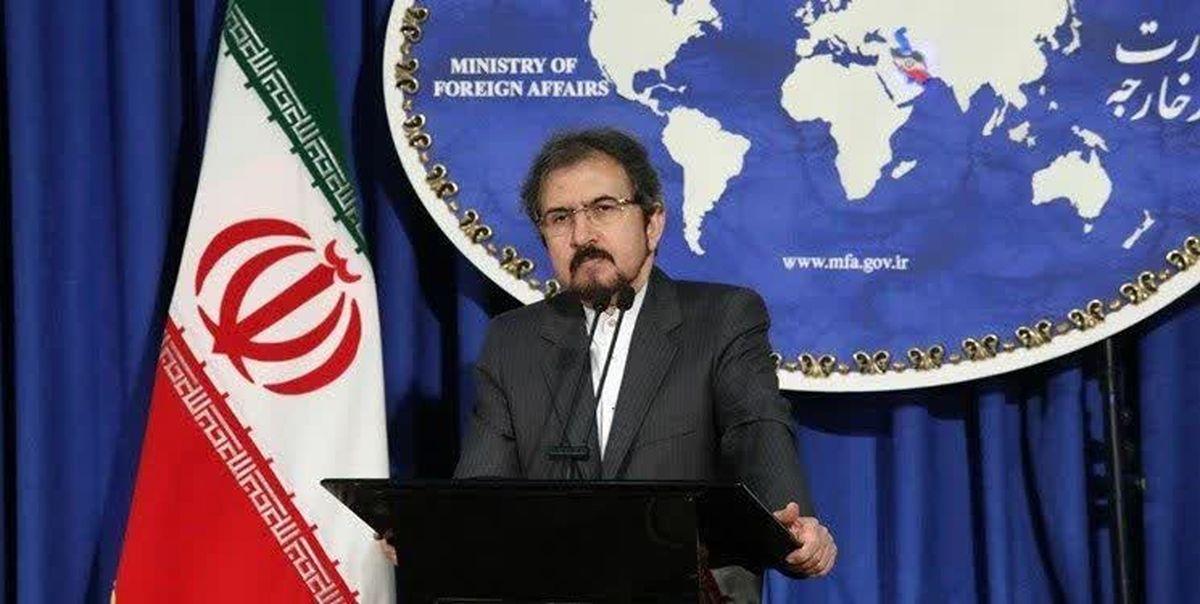 واکنش رسمی ایران به راهاندازی سازوکار مالی ایران و اروپا