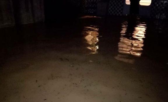 ایذه آماده باش برای مقابله با سیلاب احتمالی