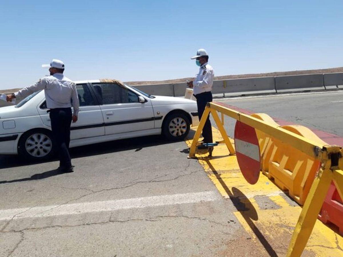 اجرای محدودیت های تردد ادامه دارد