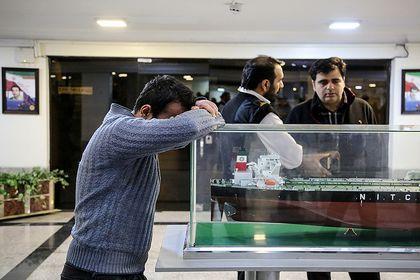 نگرانی خانوادههای دریانوردان نفتکش ایرانی +تصاویر