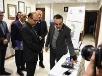 رونمایی از روش پرداخت QR code ایران کیش با حضور مدیر عامل بانک تجارت