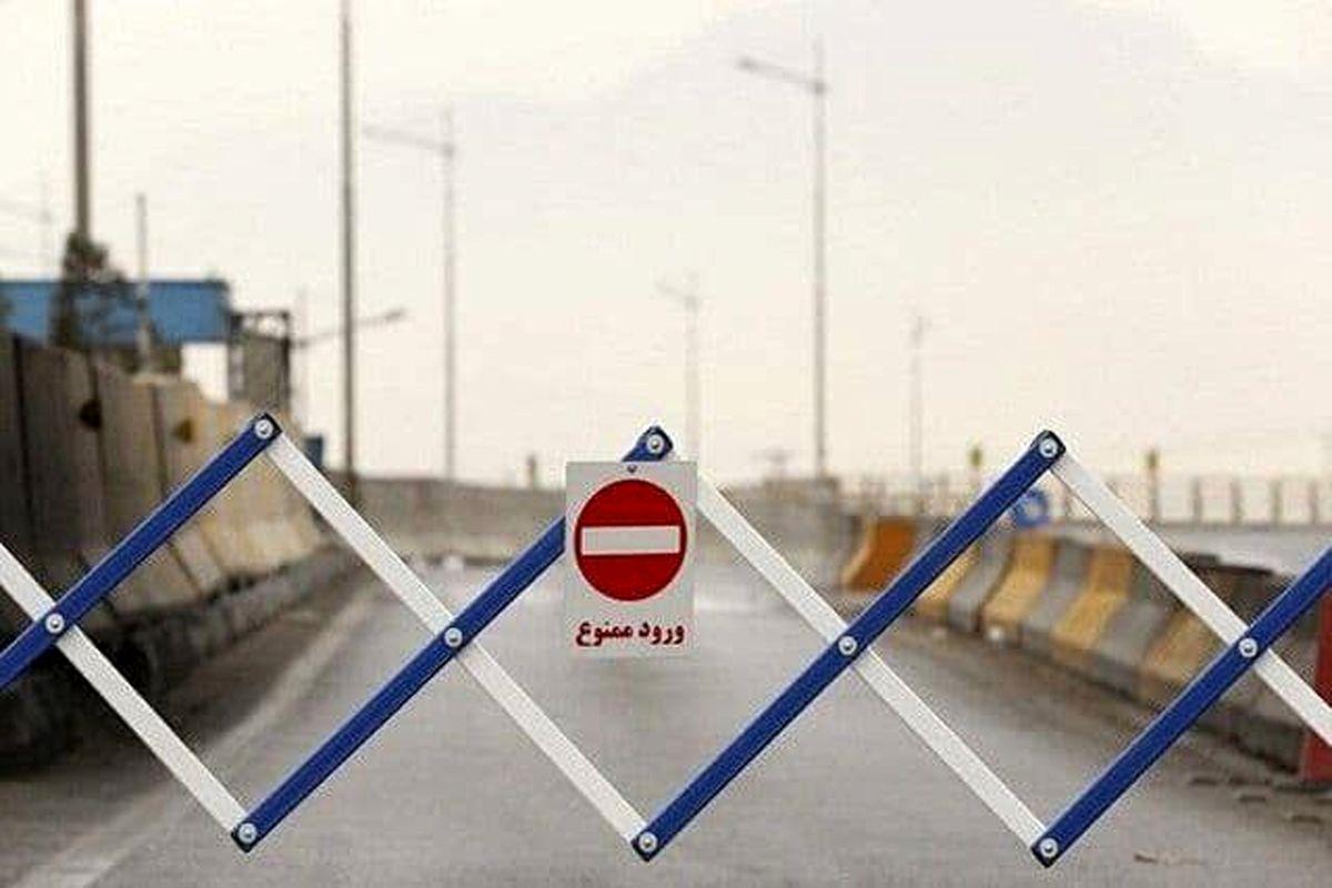ادامه ممنوعیت ورود به مازندران تا هفته آینده