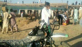 آخرین جزئیات حادثه قطار زاهدان-تهران؛170پیچ از ریل بازشده بود