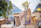شرایط سخت زندگی اهالی روستای «چُل ریز»