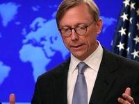 برایان هوک: دنبال درگیری با ایران نیستیم