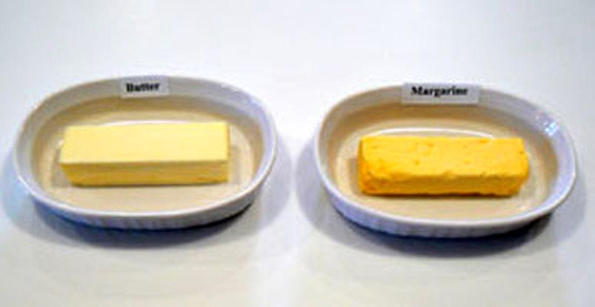 مارگارین بهتر است یا کره؟