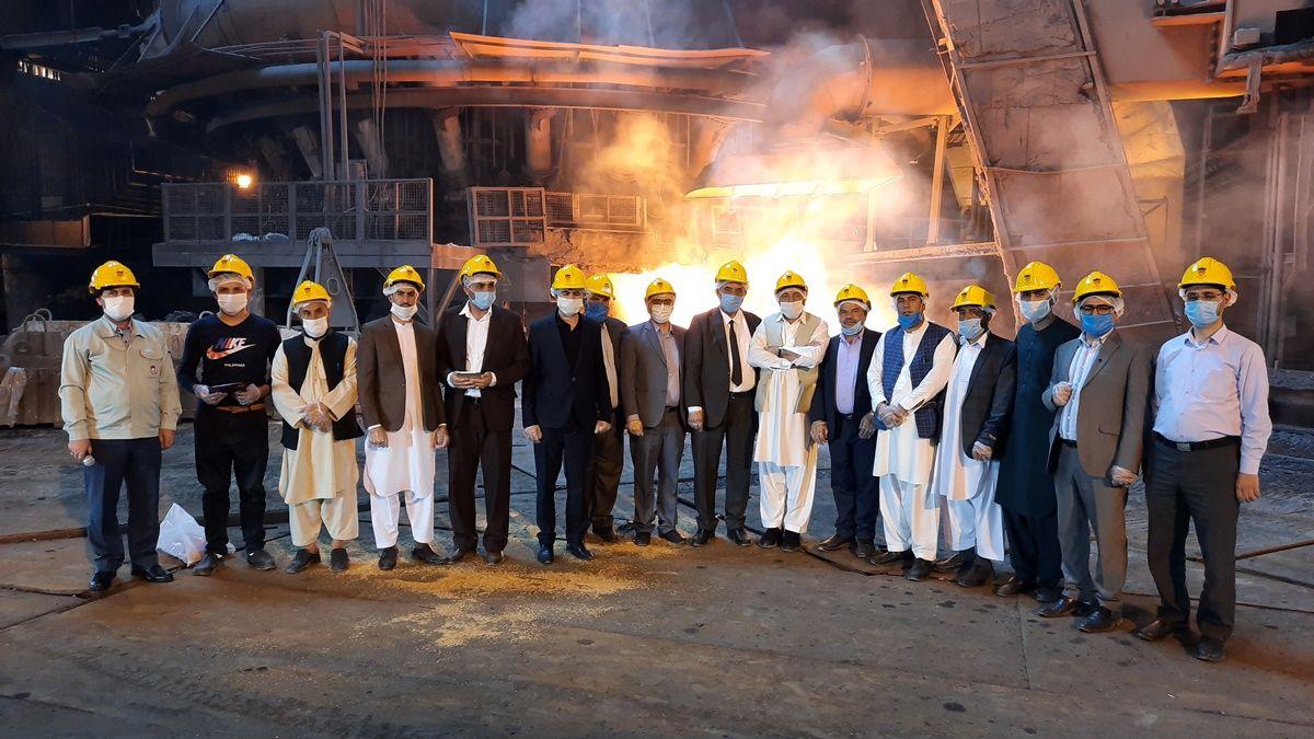 محصولات ذوب آهن، ساختمان سازی در افغانستان را متحول خواهد کرد