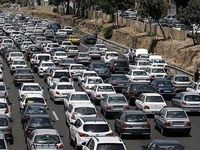 افزایش ۴۱درصدی ترافیک در تهران با لغو طرح ترافیک