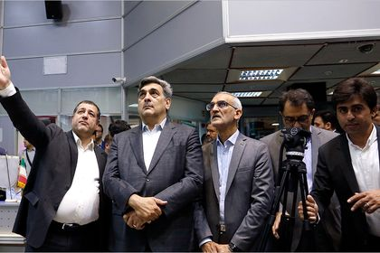 رصد و مانیتورینگ ترافیک شهر تهران +تصاویر