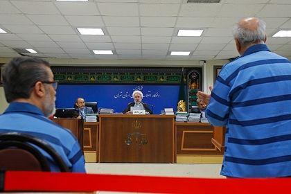 دومین جلسه رسیدگی به اتهامات علی دیواندری +تصاویر
