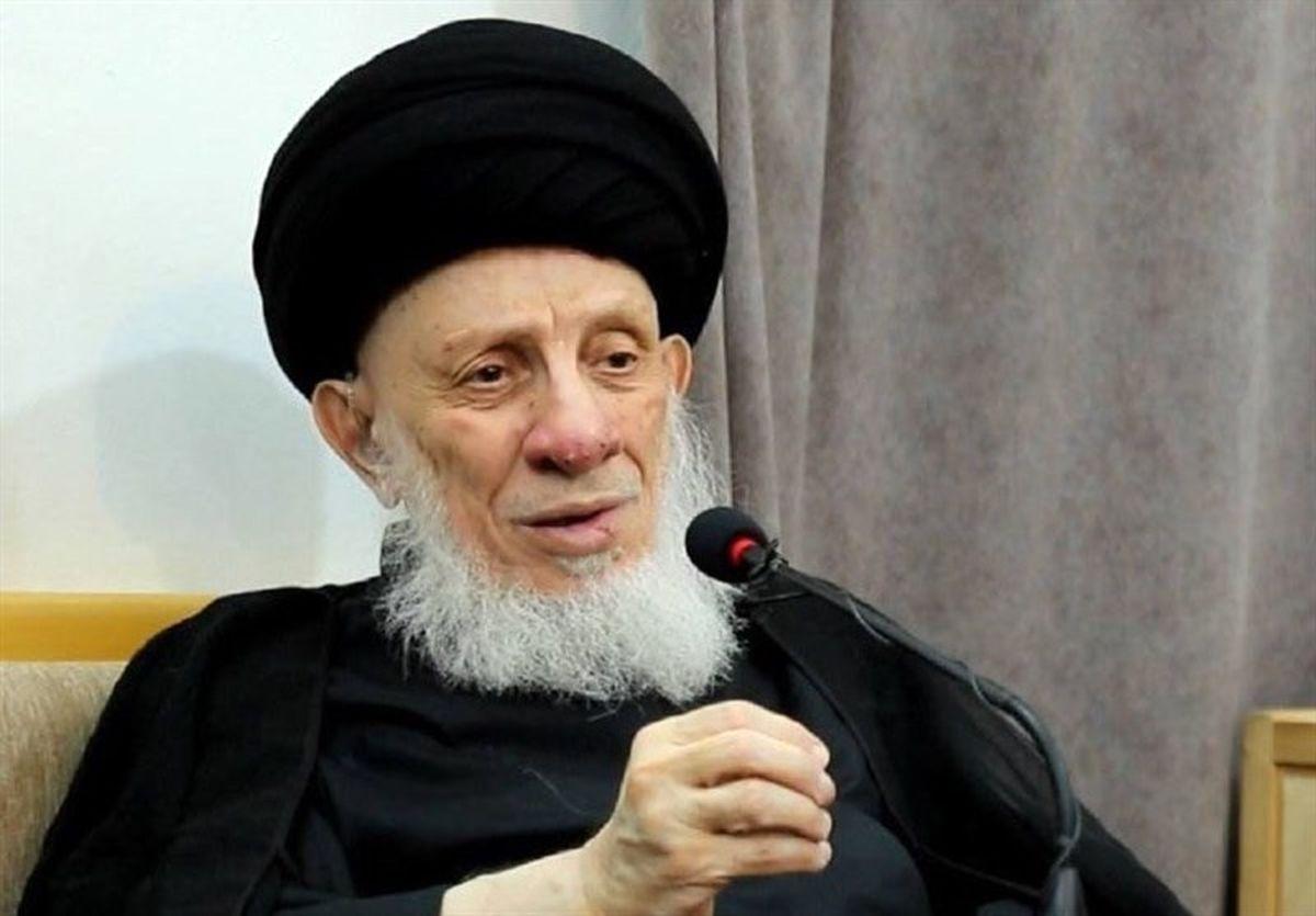 آیت الله سید محمد سعید حکیم از مراجع تقلید عراق درگذشت