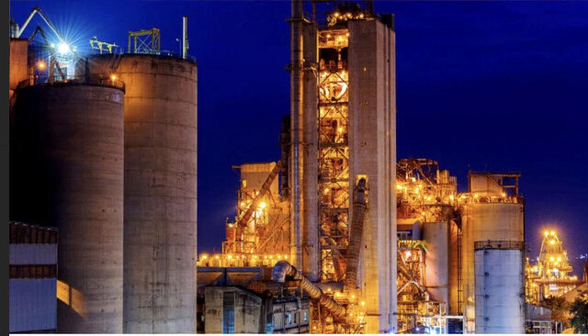 تولید سیمان و فولاد خام در پی قطعی برق صنایع کاهش یافت