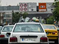 باران حجم ترافیک تهران را چند برابر کرده است
