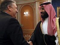 پمپئو: ایران سراسر خاورمیانه را به هم ریخته