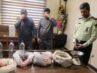 دستگیری سه شرور سابقهدار +عکس