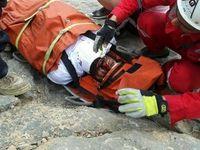 ۷ کوهنورد گم شده در کاشان پیدا شدند