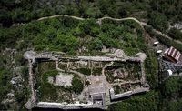 قلعه تاریخی مارکوه رامسر +تصاویر