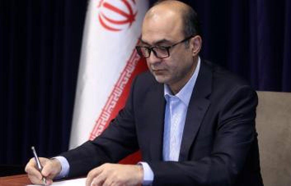 پیام تسلیت مدیرعامل بانک تجارت به مناسبت درگذشت برادر وزیر اقتصاد