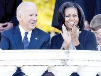 پیشنهاد «بایدن» به «میشل اوباما»