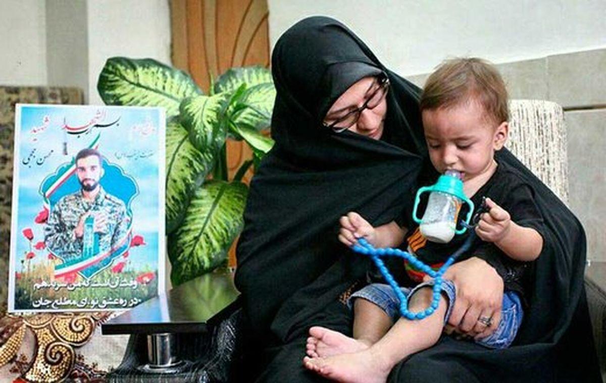 بیاخلاقی در ماجرای ازدواج مجدد همسر حججی +عکس