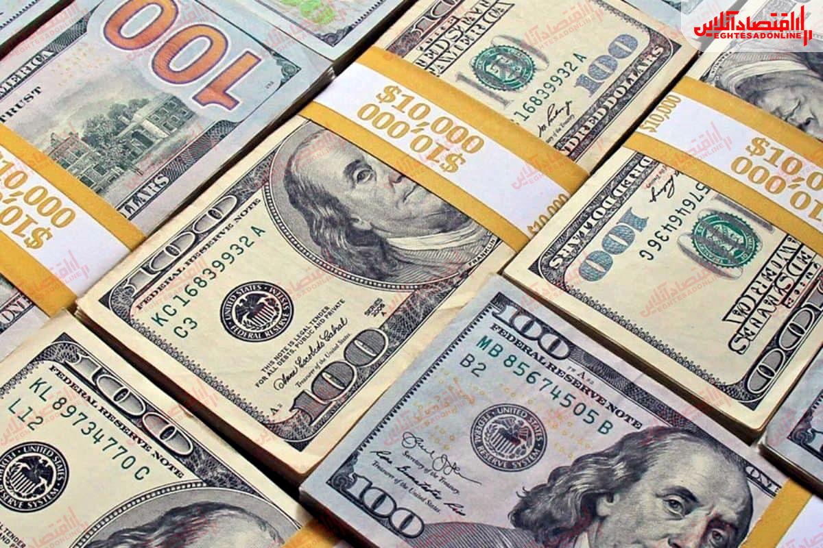 قیمت دلار ۱۸ اردیبهشت ماه۱۴۰۰