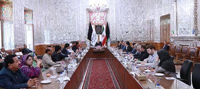 تاکید لاریجانی بر ایجاد بازارچههای مرزی برای تبادلات تجاری و اقتصادی/  لزوم گسترش همکاریها میان ایران و پاکستان