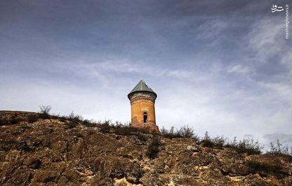 برج هزارساله رسکت در مازندران